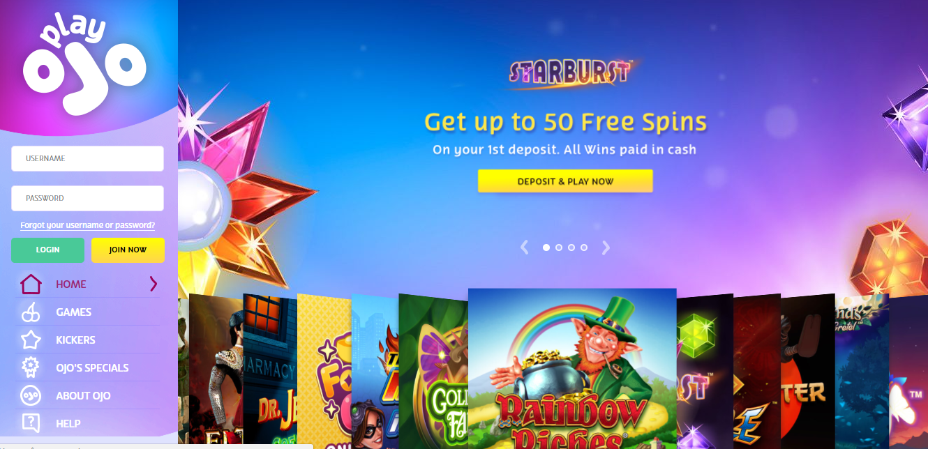 Industry Archives - Get Free Spins at the Best UK Online Casino | PlayOJO